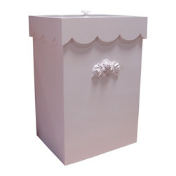 Charn&Co. - Bella Rose Hamper - Bella Rose Hamper is practical and large enough to other great storage ideas