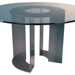 DT-86B Dining Table Base Only - DT-86B Dining Table Base Only