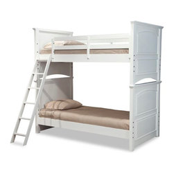 Legacy Classic Kids - Legacy Classic Kids Madison Twin over Twin Bunk Bed - Legacy Classic Kids Madison Twin over Twin Bunk Bed 2830-8110K
