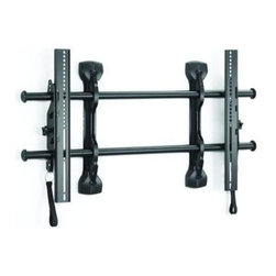 "CHIEF - CHIEF Universal Tilt Mount 37""-63"" - The installer-inspired tilt wall mount solves top flat panel installation problems, offering perfect display positioning and post-installation fine tuning for large flat panel screens. Provides low-profile, fingertip tilt and easy accessory attachment. ControlZone Leveling for post-installation fine tuning of height and leveling