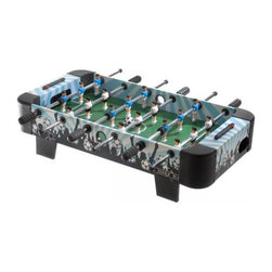 "Voit 32"" Table Top Soccer Game / Foosball - -Perfect for childrens' rooms, dorm rooms, or even on-the-go!"