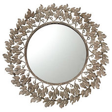 Eclectic Wall Mirrors by Terrain