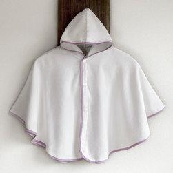 Baby - baby hooded towel (girl)