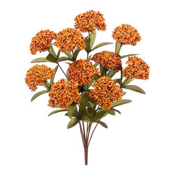 Silk Plants Direct - Silk Plants Direct Queen Anne's Lace Bush (Pack of 12) - Mustard - Pack of 12. Silk Plants Direct specializes in manufacturing, design and supply of the most life-like, premium quality artificial plants, trees, flowers, arrangements, topiaries and containers for home, office and commercial use. Our Queen Anne's Lace Bush includes the following:
