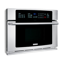 """30"""" Built-In Convection Microwave Oven with Drop-Down Door by Electrolux - Wave-Touch® Controls"""