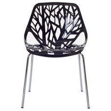 Contemporary Dining Chairs by Brickell Collection