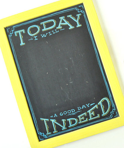 Eclectic Bulletin Boards And Chalkboards by Etsy