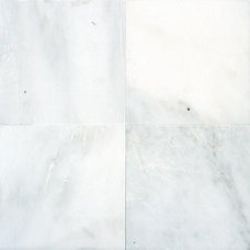 MSI Stone ULC | Greecian White 6 in. x 6 in. Polished Marble Floor & Wall Tile (