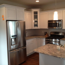 Farmhouse Kitchen Cabinets by Modern Kitchens of Syracuse