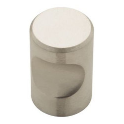 Liberty Hardware - Liberty Hardware 63120NA Stainless Steel - Avante 1.18 Inch Round Knob - The whimsical design of this unique knob provides beauty and character to your cabinetry or furniture. Available in multiple colors. Width - 1.18 Inch, Height - 0.79 Inch, Projection - 0.79 Inch, Finish - Stainless Steel, Weight - 0.15 Lbs.