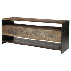 Modern Media Storage by Masins Furniture