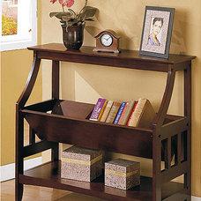 Contemporary Wall Shelves by Overstock.com