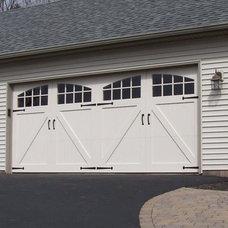Eclectic Garage Doors And Openers by Green Garage Doors & Gates