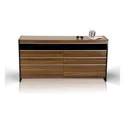 Rondo Modern Bedroom Dresser - Modern Bedroom Dresser