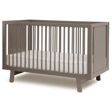 Contemporary Cribs by Pokkadots