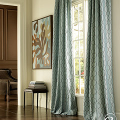 modern curtains by Softline Home Fashions