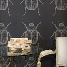 Eclectic Wallpaper by Porter's Paints