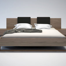 Contemporary Beds by Max Space- Renovations by Design 954-701-3348