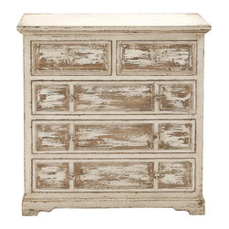Simple and Unassuming Wood Chest Drawers - Description: