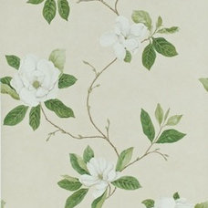 Traditional Wallpaper by Sanderson