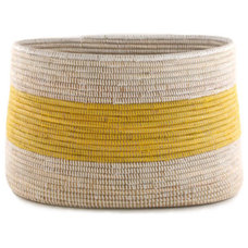 Modern Baskets by Connected Fair Trade Goods & Gifts