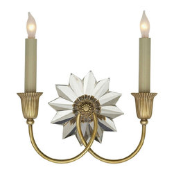 Antique North Copper Wall sconce 11707 -