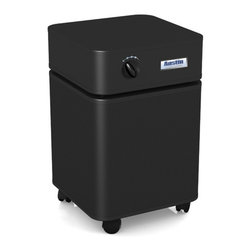 Austin Air - Austin Air Allergy Machine/Hega, Black - The Allergy Machine features High Efficiency Gas Absorption, removing contaminants out of the air before they get a chance to irritate and trigger your asthma or allergies.