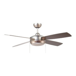 Ellington E-LAV52BP4LK Laval Fan With Light - Get up to 10% coupon code: Houzz