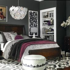 Contemporary Bedroom by Surya