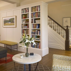 Traditional Living Room by Jeff King & Company