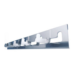 Radius Design - Radius Design Emma - The attractive coatrack series Emma is eye-catching, suitable for every type of garment or your keys. The high quality stainless-steel fits on every wall. Hooks are in good shape and a part of the main-board.