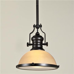 Craftsman Period Pendant - 3 finishes - Shades of Light