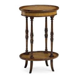 Jonathan Charles - Jonathan Charles Lamp Table Oval Windsor - Product Details