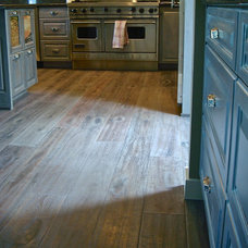Rustic Wood Flooring by Masterpiece Hardwood Flooring Ltd.