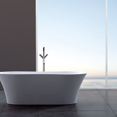 Modern Bathtubs by The Interior Gallery