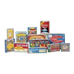 Guidecraft - Guidecraft International Foods - Guidecraft - Educational Toys - G317 - Durable set of 12 popular international foods encourages children to include multi-ethnic items in their dramatic play.