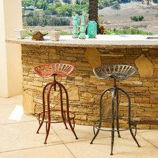 Platters Christopher Knight Home Rancher Adjustable Bar Stool
