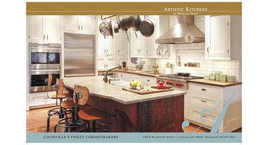 Louisville kitchen bath designers for Cheap kitchen cabinets louisville ky