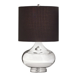 One Light Table Lamp - One Light Table Lamp