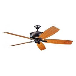 """Kichler - Monarch 70"""" Ceiling Fan - Features:"""