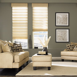 Bali Casual Classics Looped Style Roman Shades - Bali Casual Classics Roman Shades offer the softness of a drapery with the practicality of a shade and feature a variety of fabric styles, colors, textures and light control. Select either the classic flat shade or the flowing looped shade - whichever best fits your decorating style.