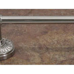 Top Knobs - Top Knobs Tuscany Bath 30 in. Single Towel Rod - Top Knobs Tuscany Bath 30 in. Single Towel Rod   Cabinet Hardware