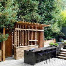 Contemporary Patio by Coyote Outdoor Living