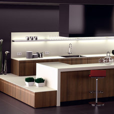 Contemporary Kitchen Cabinets by SPAZZIUSA