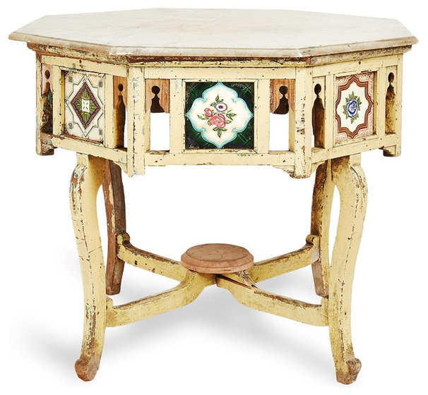 Eclectic Side Tables And End Tables by ABC Carpet & Home