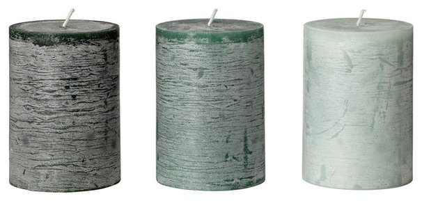 Contemporary Candles by IKEA
