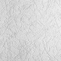 York Wallcoverings | Patent Decor 3D Aged Plaster Paintable Wallpaper -