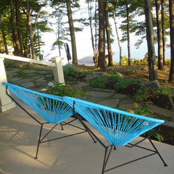 Innit Outdoor Chair by Innit Designs - Beautiful Tropical inspired outdoor chair by Innit Designs