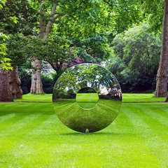 contemporary garden sculptures by David Harber