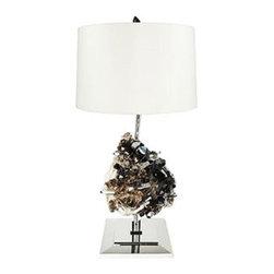 Draper Lamp - It's not always black or white…